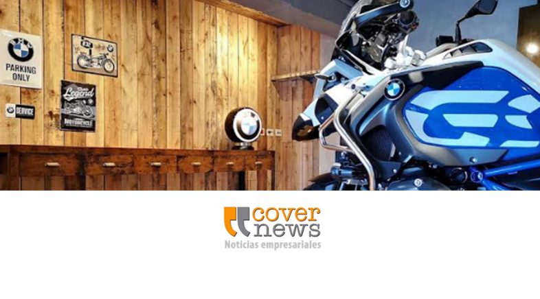 BMW Motorrad en el nuevo local Delta Motors de Nordelta