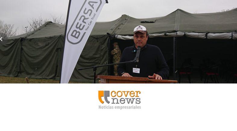 Bersa realizó su primer evento para el público en el polígono de Campo de Mayo