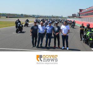 Se llevo a cabo la competencia de motos de regularidad 800km Global Classic Moto Race