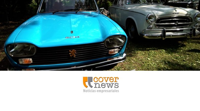 Peugeot Argentina presente en Autoclásica con el Club Peugeot Clásicos
