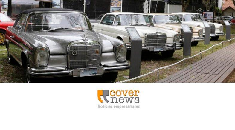 Mercedes-Benz presente en una nueva edición de Autoclásica