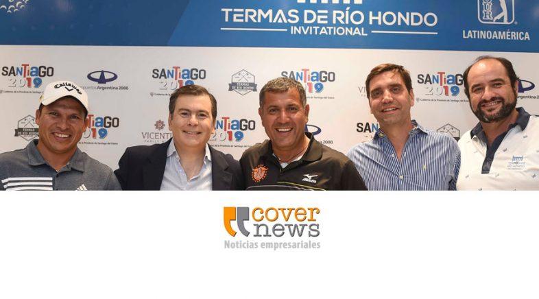 El Termas de Río Hondo Invitational hace su debut en el PGA TOUR Latinoamérica