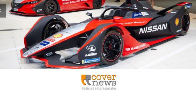 Nissan se prepara para participar del campeonato mundial ABB FIA Fórmula E