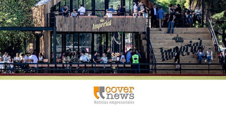 Imperial inauguró su Beer House en el Campo Argentino de Polo