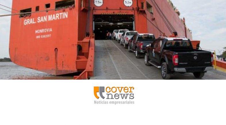 Nissan exporta su Frontier número 10,000 de fabricación en Argentina