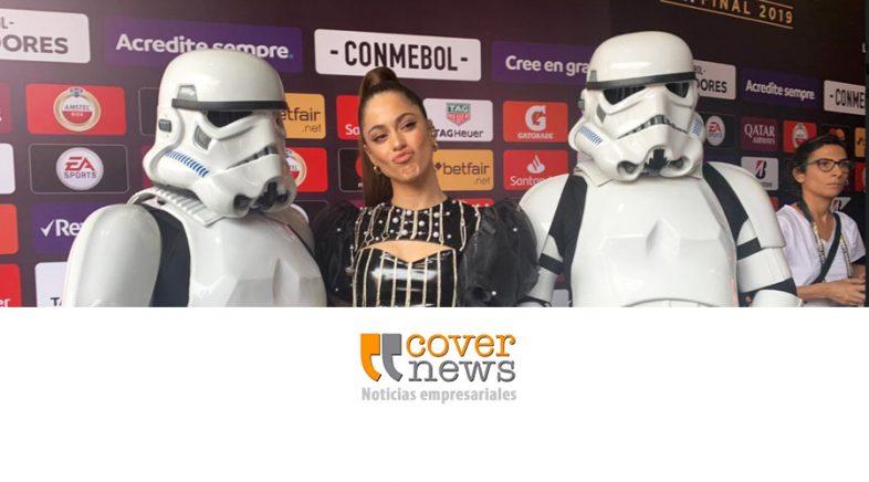 Los Stormtroopers presentes en la final de la Copa Libertadores de América