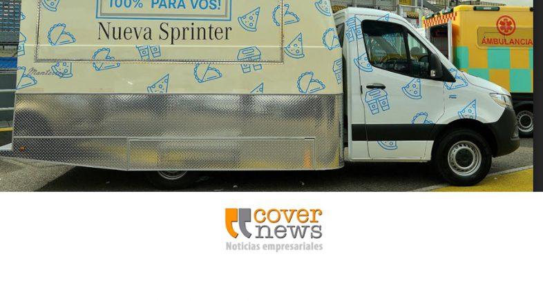 Automotriz lanza la tercera generación de su camioneta adaptada para gastronomía