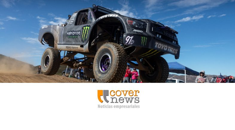 Monster Energy Showrun de BJ Baldwin en Pinamar