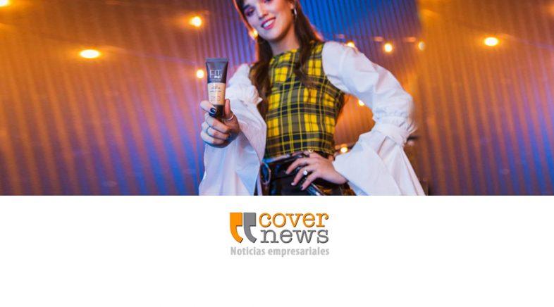 Empresa de make up convocó a famosas para una nueva presentación