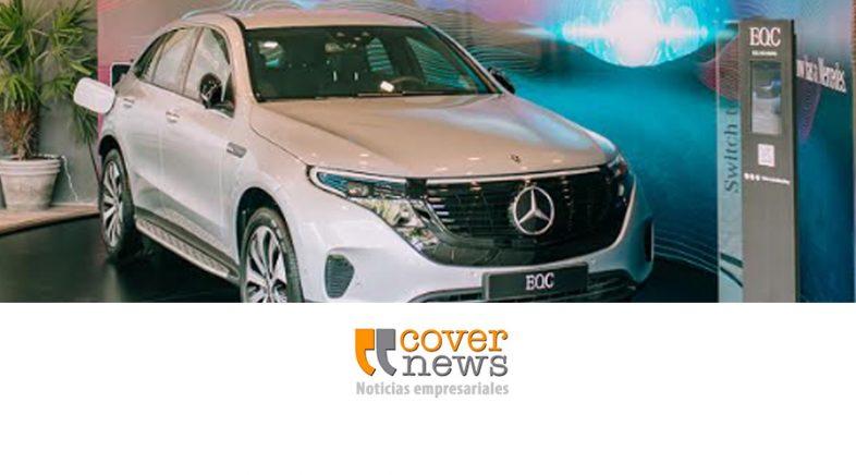 Mercedes-Benz presenta su primer vehículo totalmente eléctrico en Argentina