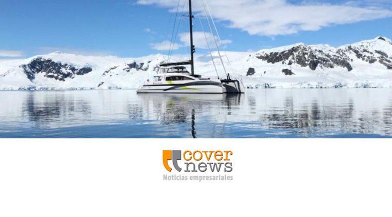 Tesacom creó alianza con la familia argentina de exploradores que recorre el mundo en un velero