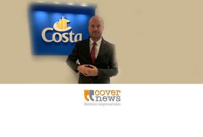 Costa Cruceros designa a su nuevo Country Manager para Argentina y LATAM