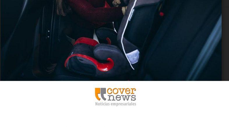 Bridgestone recomienda y explica cómo asegurar a los chicos en el auto